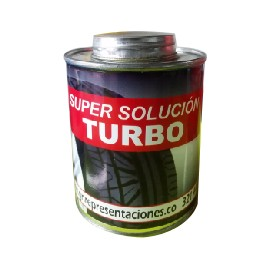 Solucion Turbo 250CC