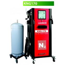 Máquina in!allantas con nitrógeno KNG150