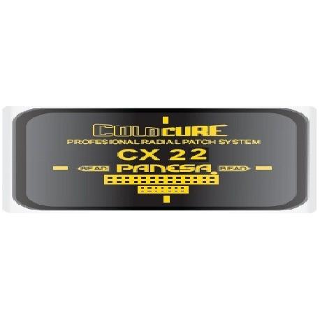 Parche Radial CX-22