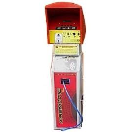 Dispensador De Aire Con Manguera Retractil y Ccompresor