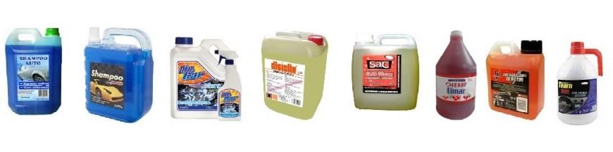 Liquidos Para Lavado Automotriz